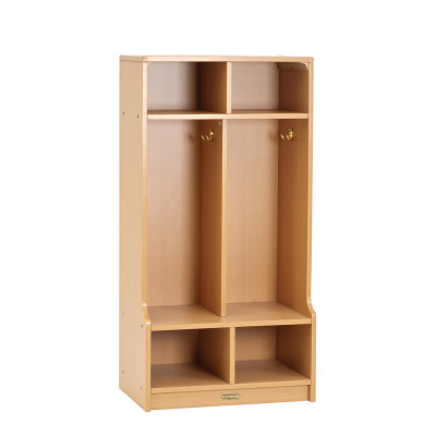 Kohburg/科宝 2格衣物柜 落地更衣柜 儿童家具