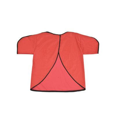 Kohburg/科宝 红色围裙 防脏护衣 儿童罩衣