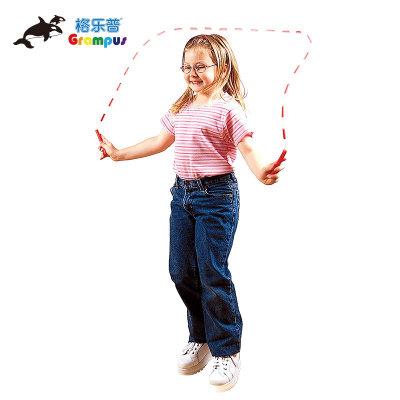 台湾格乐普珠管状跳绳