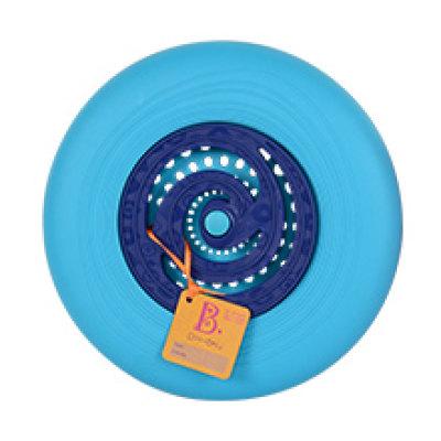 北美 B.Toys/比乐 儿童飞盘旋转飞碟软泡沫胶摔不坏亲子互动户外运动玩具