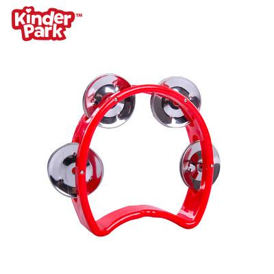 【预售】 美国 Kinder Park 塑料摇铃 儿童乐器