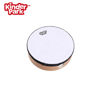 【预售】 美国 Kinder Park 6寸手鼓 儿童乐器