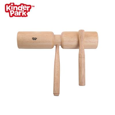 【预售】 美国 Kinder Park 双音梆子(φ5.3)一组 儿童乐器