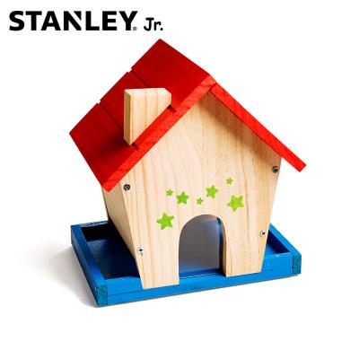 美国 Stanley/史丹利 小鸟喂食器 自主组装 涂色 儿童玩具