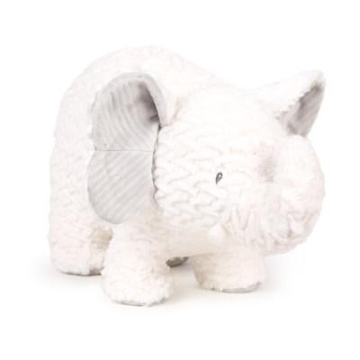 美国 Wubbanub 非洲小象玩偶 可爱毛绒玩具宝宝玩偶