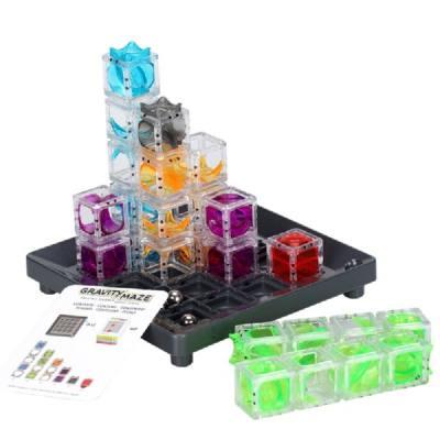 Thinkfun 儿童益智玩具男孩6-8-10-12岁以上 重力迷宫棋儿童男孩女孩迷宫玩具