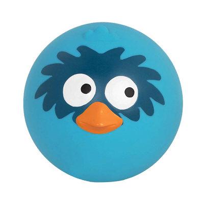 美国比乐btoys小鸟弹跳球儿童玩具蹦蹦球发声鸟叫 充气弹力小皮球