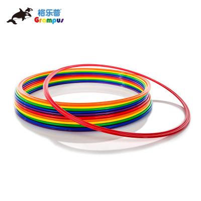 台湾格乐普超级型小号圆口呼啦圈(60cm)