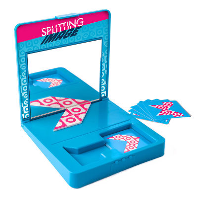 智库 儿童益智玩具3-14岁几何空间思维训练STEM玩具透视镜面玩具