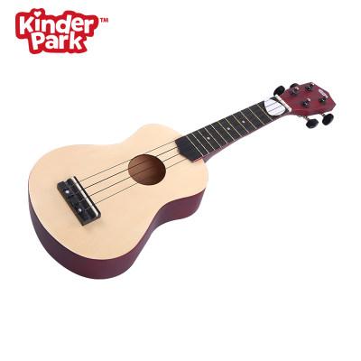 """【预售】 美国 Kinder park 21""""原木色尤克里里 乐器"""