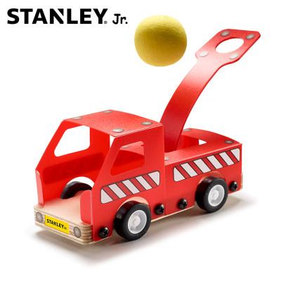 美国 Stanley/史丹利 弹射卡车 自主组装 儿童玩具