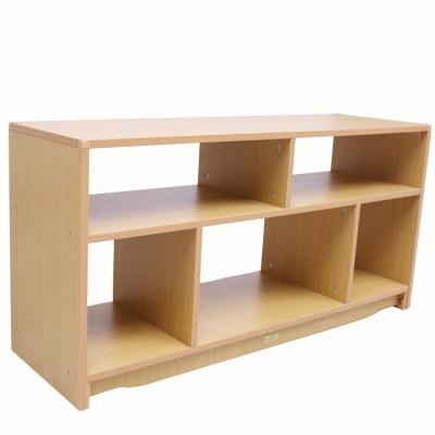 Kohburg/科宝 开放柜子(1238*381*610)整理展示储物柜 儿童家具