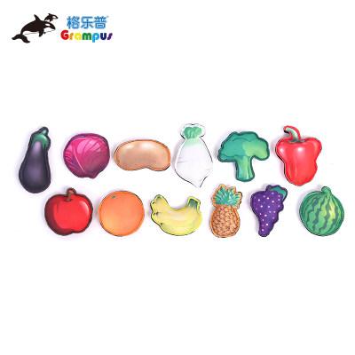 台湾格乐普水果蔬菜沙包