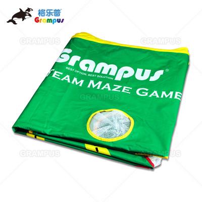 台湾格乐普团队迷宫游戏