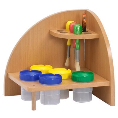 Kohburg/科宝 工具架 学习绘画工具 收纳整理架 儿童家具