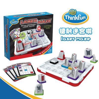 Thinkfun儿童益智玩具男孩STEM 激光镭射迷宫棋(高级版)男孩女孩儿童玩具6-8-12岁