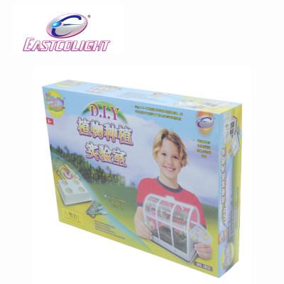 香港 eastcolight/怡高 温室屋儿童探索植物世界玩具小学生学习实验套装