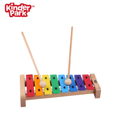 【预售】 美国 Kinder park 榉木打琴 儿童乐器