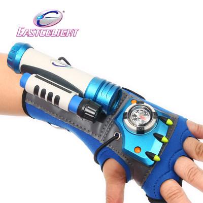 香港 eastcolight/怡高 侦探手套科学实验儿童科技学生科普7合1玩具套装
