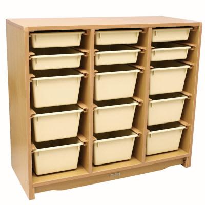 Kohburg/科宝 抽屉柜子带收纳盒(933*381*813)整理储物柜 盒子防脱落 儿童家具