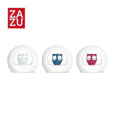 荷兰 ZAZU 声控二合一小夜灯usb可充电式声控感应灯婴儿宝宝辅助睡眠灯
