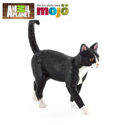 英国 AnimalPlanet/动物星球 家猫仿真农场动物猪火鸡牛马狗模型玩具摆件